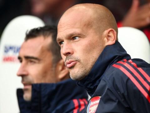 How Freddie Ljungberg is enhancing his chances of succeeding Unai Emery