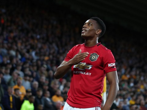 Juan Mata 'loves' Anthony Martial and says injured Manchester United star has 'incredible' career ahead of him