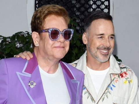 Elton John stopped speaking to his mum for seven years after she cruelly hit out at husband David Furnish