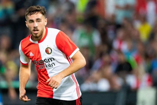 Feyenoord midfielder Orkun Kokcu is firmly on Arsenal's radar
