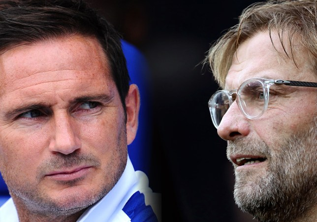Chelsea and Liverpool are in action in the Champions League