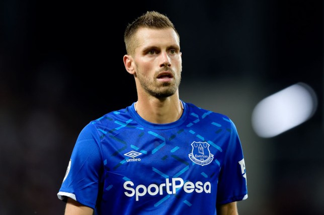 Morgan Schneiderlin spent less than two seasons at Manchester United before joining Everton