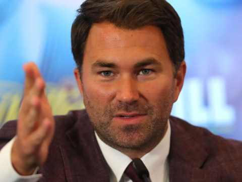 Eddie Hearn predicts Deontay Wilder will beat Tyson Fury in their rematch