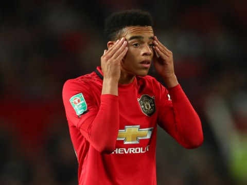 Manchester United star Mason Greenwood pulls out of England U21 squad with back injury