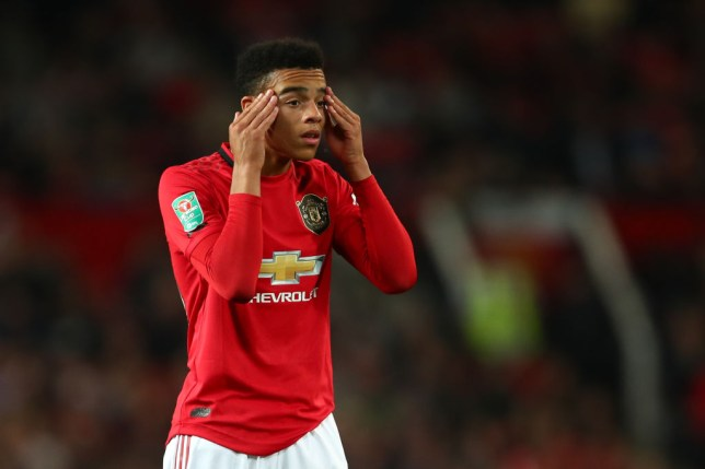 Manchester United youngster Mason Greenwood has pulled out of the England U21 squad