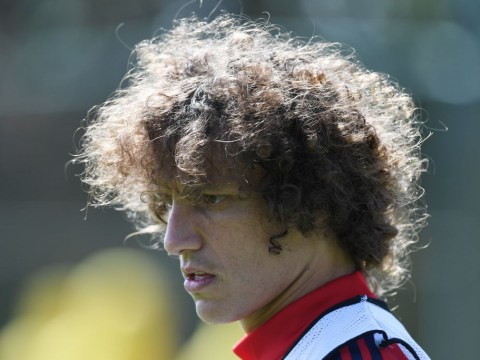 David Luiz says Arsenal should be fighting for titles, 'not just top four or one cup'