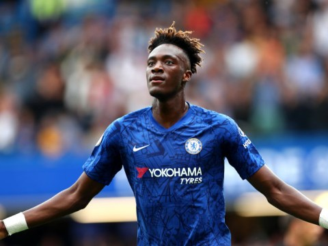 Chelsea's Tammy Abraham names the strikers he studies on YouTube to improve his game