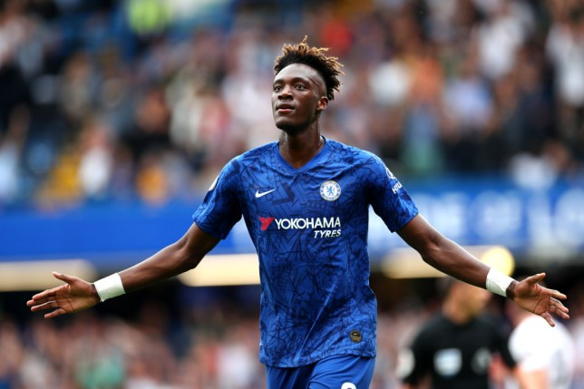 Tammy Abraham is in a race against time to prove his fitness