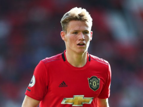 Andrew Robertson hails 'excellent' Scott McTominay ahead of Liverpool's clash with Manchester United