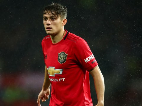 Manchester United winger Daniel James reveals he modelled his game on ex-Chelsea star Eden Hazard