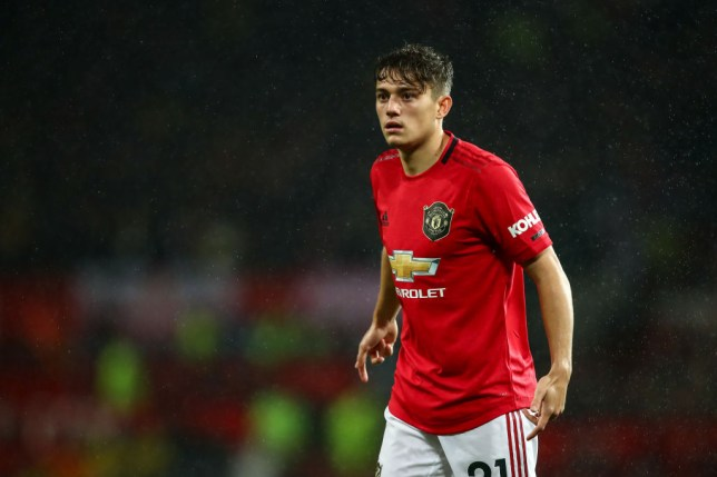Manchester United ace Daniel James would learn from watching former Chelsea star Eden Hazard as a youngster
