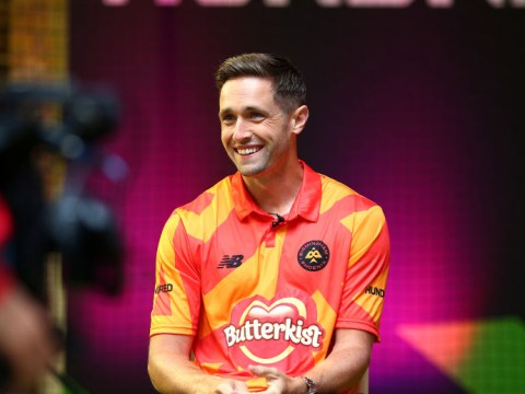England star Chris Woakes wants to play with David Warner and Andre Russell in the Hundred