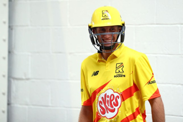 Joe Root will line up for Trent Rockets in the Hundred