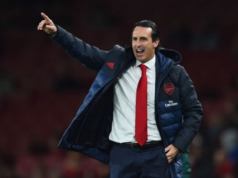 Arsenal must 'keep the ball better', warns Unai Emery