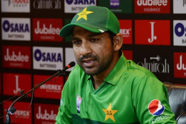 Sarfraz Ahmad has lost his job as Pakistan captain