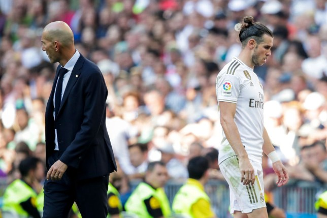 Gareth Bale wants to leave Real Madrid