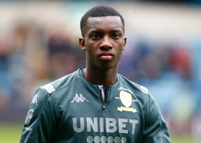 How Arsenal have reacted to Eddie Nketiah not starting for Leeds United