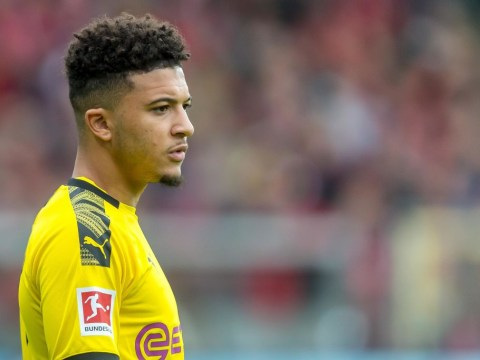 Dortmund hope to keep Jadon Sancho for 'two seasons longer' but admit England star could leave for 'big club'
