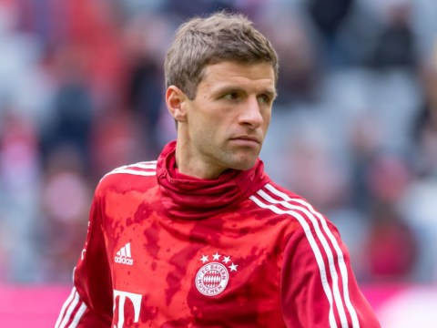 Bayern Munich legend Ottmar Hitzfeld sends message to Manchester United and Arsenal over Thomas Muller