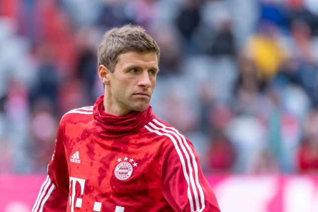 Manchester United and Arsenal are on alert after Thomas Muller asked to leave Bayern Munich
