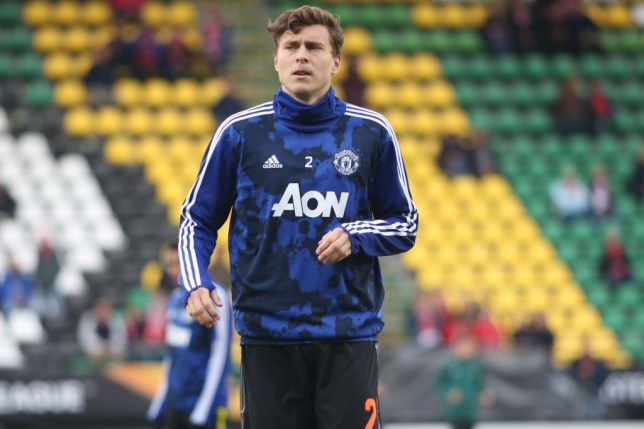 Victor Lindelof missed Manchester United's defeat at Newcastle with a back injury
