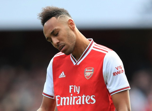 Martin Keown singled out Pierre-Emerick Aubameyang for criticism after Arsenal beat Bournemouth in the Premier League