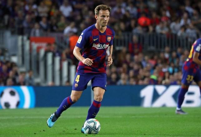Ivan Rakitic could leave Barcelona in January