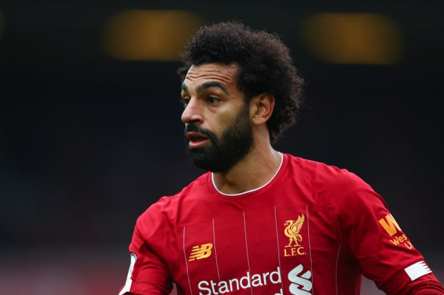 Mohamed Salah has never scored against Manchester United