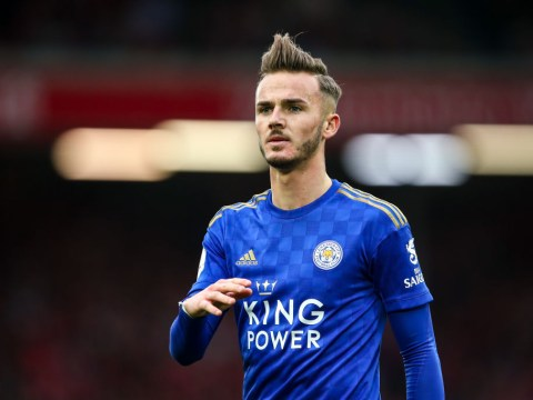 James Maddison urged to ignore Man Utd advances and stay at Leicester by Paul Robinson