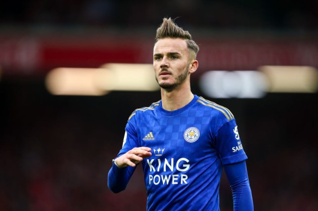 Manchester United transfer news: Brendan Rodgers sends message to James Maddison after signing a new deal