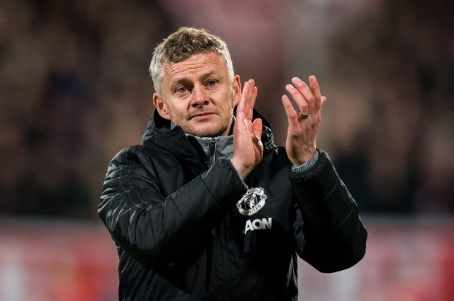 Ole Gunnar Solskjaer is under increasing pressure at Old Trafford