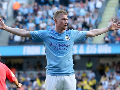 Pep Guardiola provides Kevin De Bruyne fitness update ahead of Manchester City vs Wolves