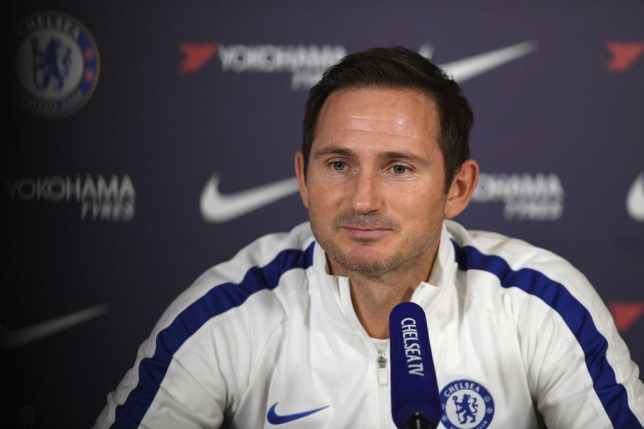 Chelsea manager Frank Lampard named David Silva as his favourite Premier League player
