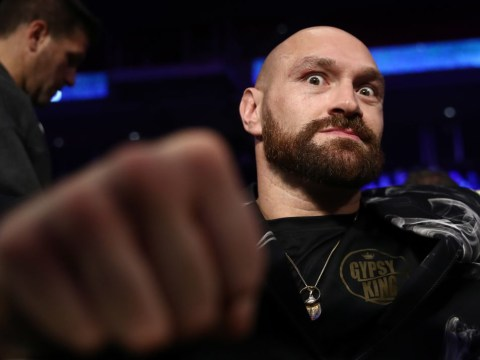 Tyson Fury denies claim he took the padding out of his gloves in sparring