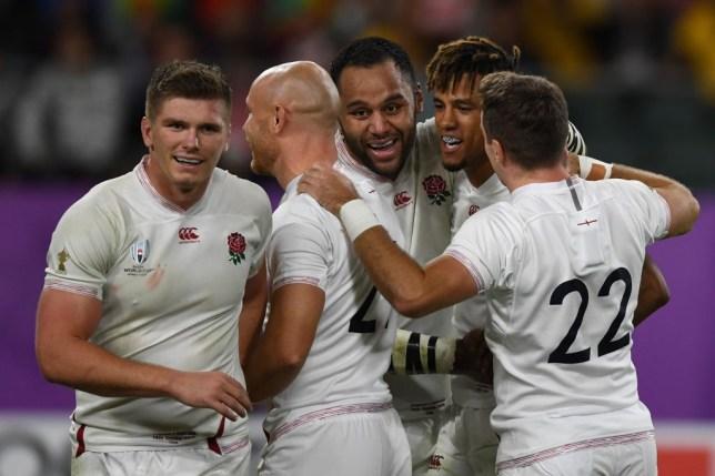 England rugby union team