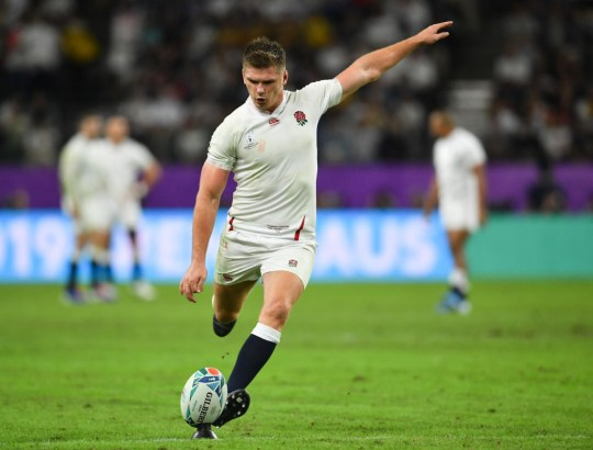 Owen Farrell's kicking game must be spot on against New Zealand