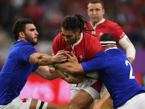 Josh Navidi injury hits Wales hard as they lose two No 8s in two minutes against France