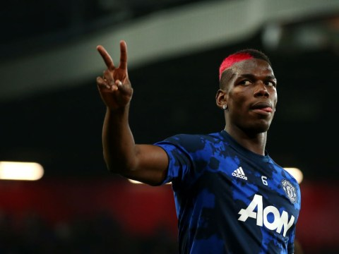 Manchester United star Paul Pogba posts fresh injury update after Liverpool blow