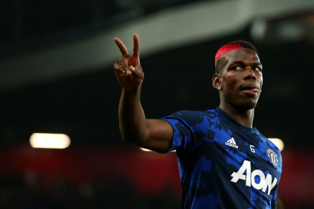 Manchester United star Paul Pogba has posted a fresh injury update