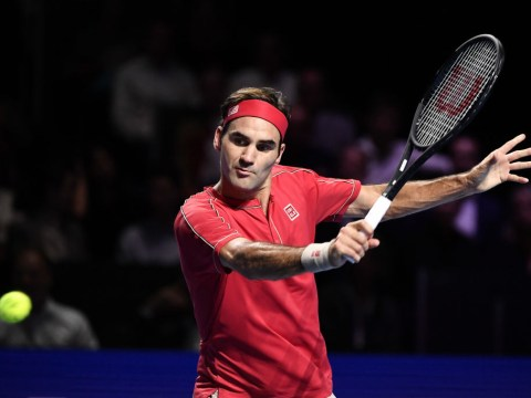 Roger Federer through to Basel semi-finals after Stan Wawrinka withdrawal