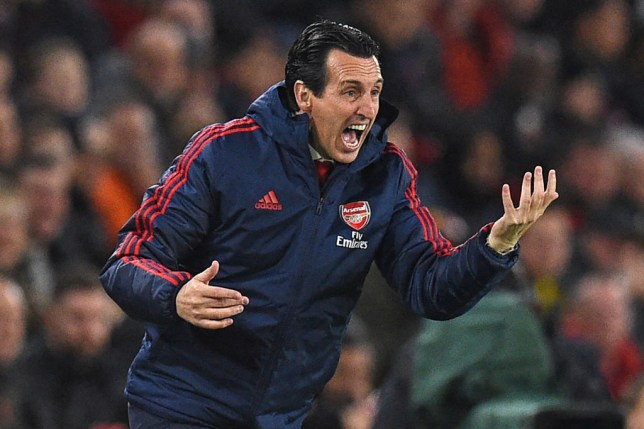 Unai Emery is under increasing pressure at Arsenal following Monday's defeat at Sheffield United