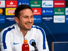 Frank Lampard hints at full Champions League debut for Callum Hudson-Odoi