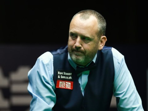 Mark Williams admits he 'hates snooker' after 'awful' UK Championship first round win