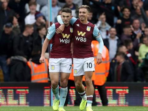 Man Utd should buy Aston Villa's Jack Grealish, John McGinn and Tyrone Mings, reckons Alan Brazil