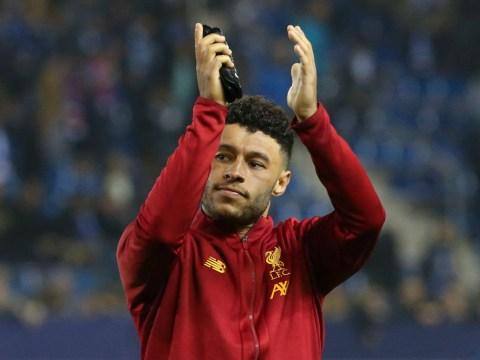 Alex Oxlade-Chamberlain says Jurgen Klopp has been nagging him to shoot more