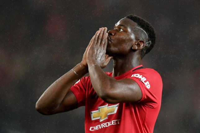 Manchester United suffer another injury blow with Paul Pogba set to be sidelined until November