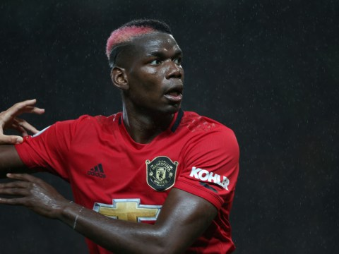 Manchester United angry at Paul Pogba contract claims