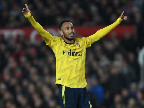 Ryan Giggs reserves special praise for Arsenal star Pierre-Emerick Aubameyang after Manchester United draw