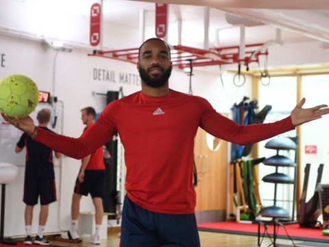 Arsenal and Unai Emery handed Alexandre Lacazette injury boost