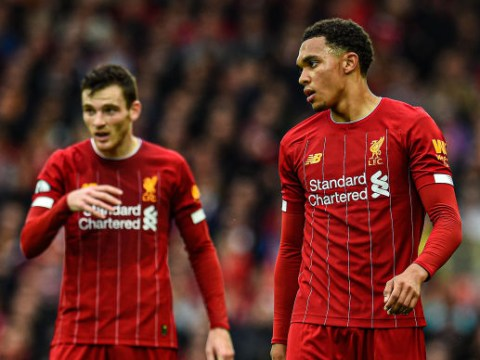 Jurgen Klopp delivers injury update on Trent Alexander-Arnold and Andrew Robertson ahead of Spurs clash